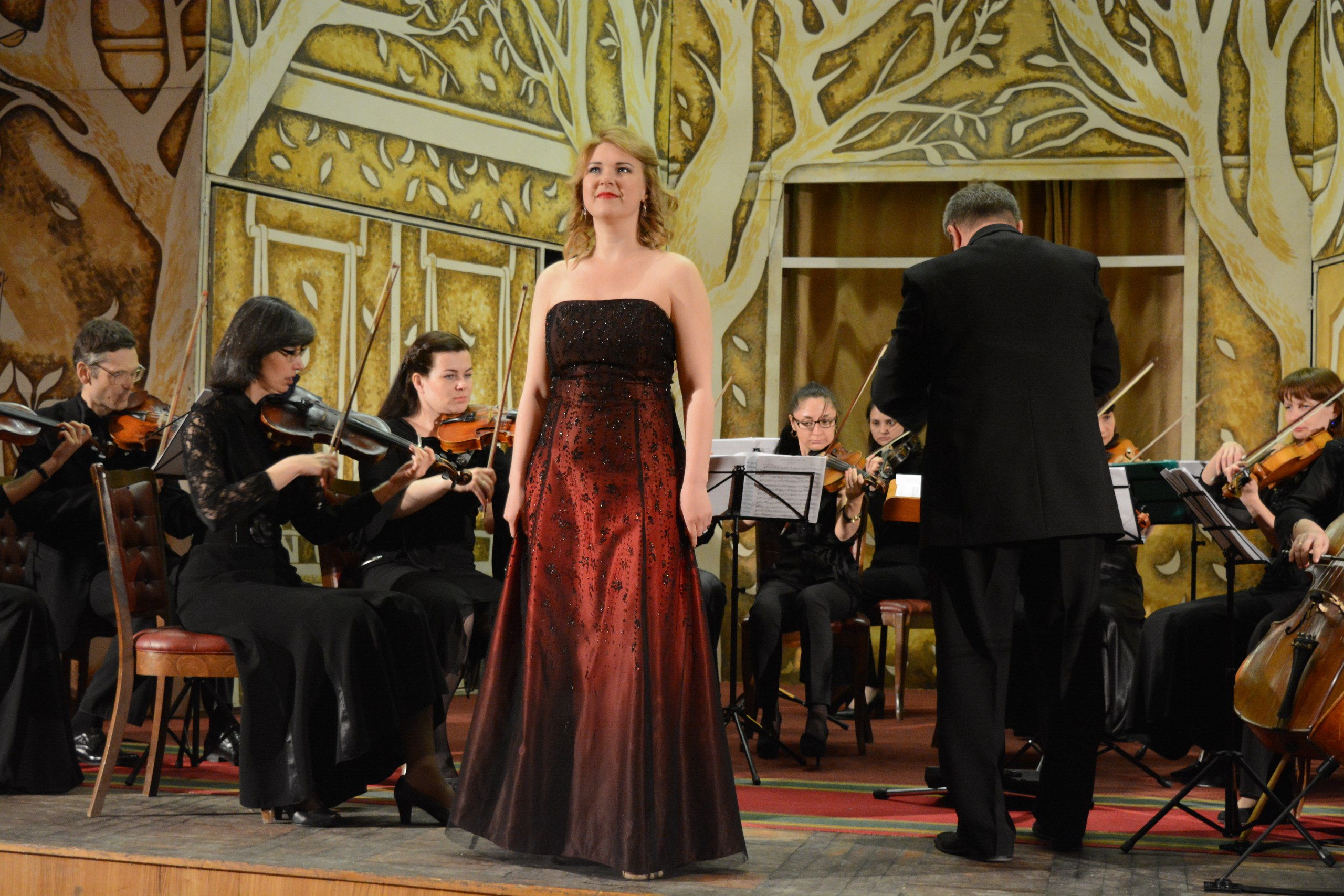 19 и 20 мая в Нижнем Тагиле в рамках праздника «Белый цветок» прошли благотворительные концерты классической музыки