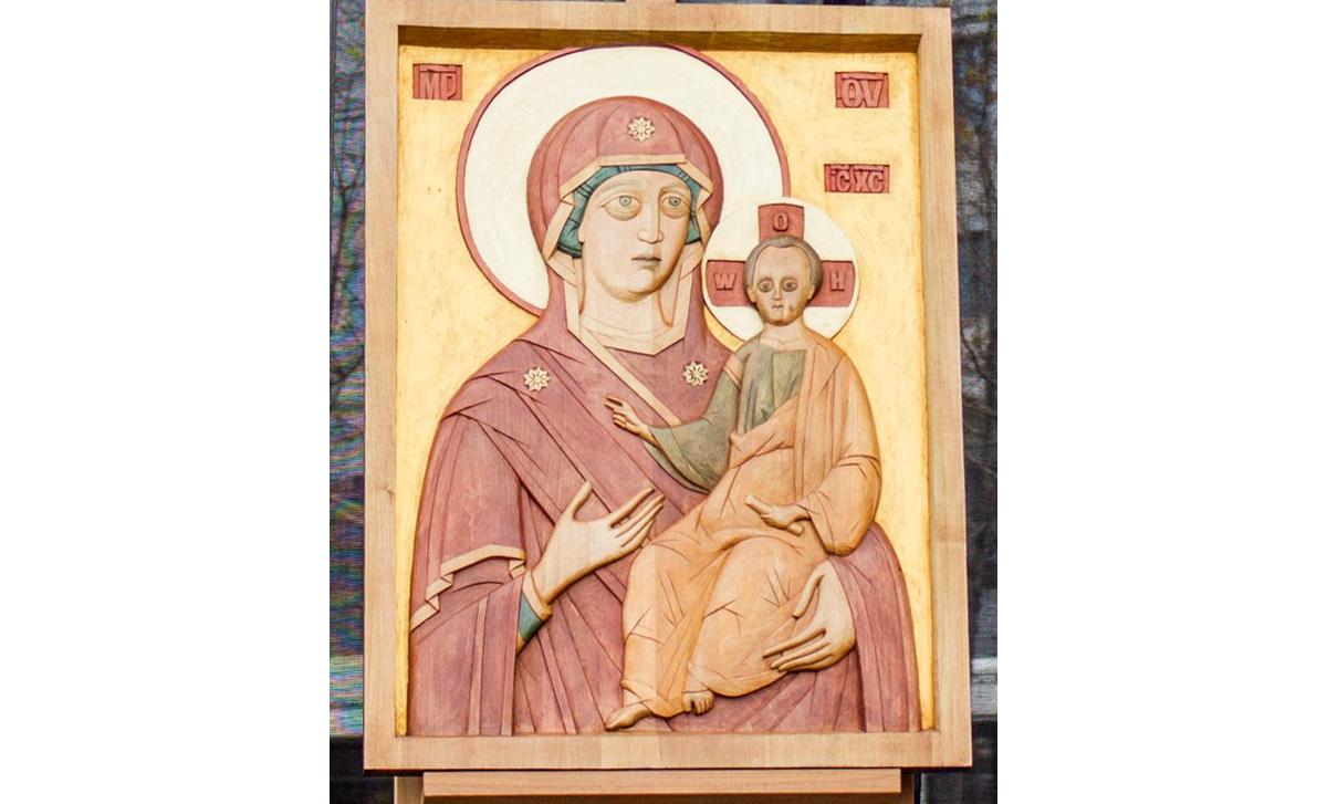 В Храме Христа Спасителя появится первая тактильная икона