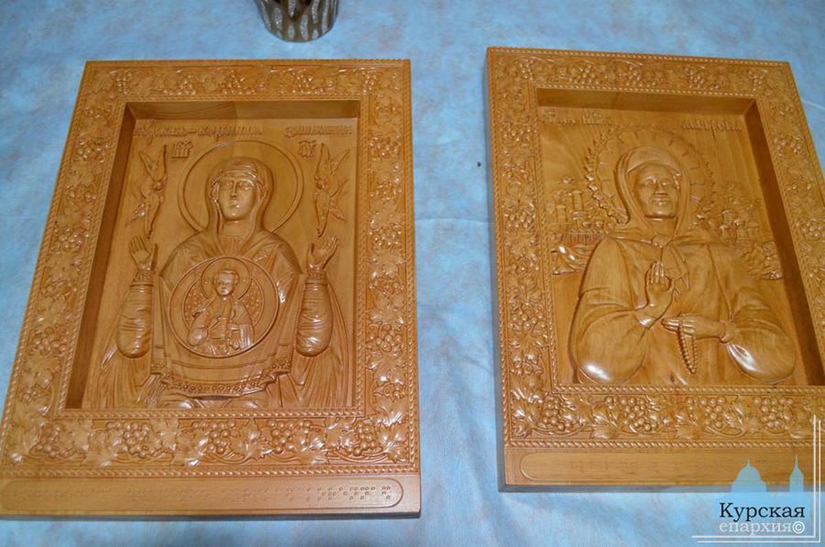 Курская епархия запускает социальный проект для слепых