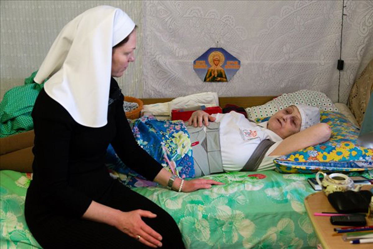 Екатеринбургская епархия выиграла президентский грант на развитие патронажной помощи для нуждающихся