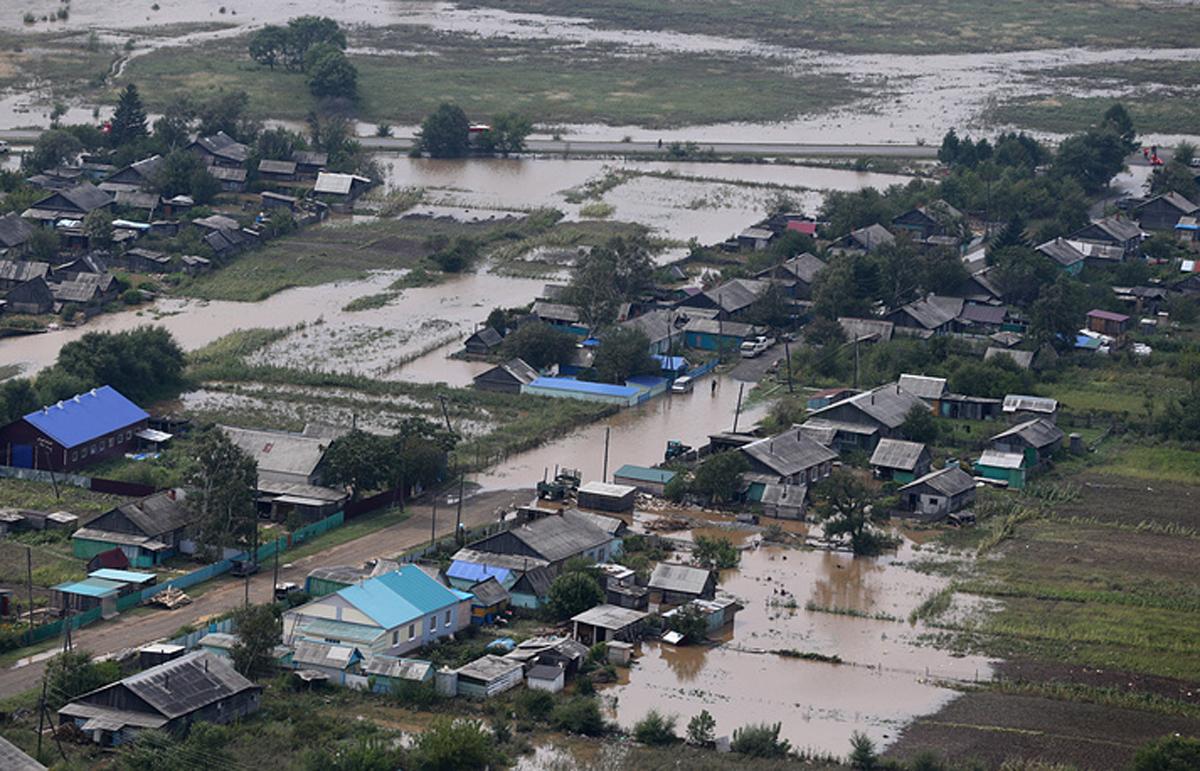 В Церкви собирают средства на помощь пострадавшим от наводнения в Приморском крае