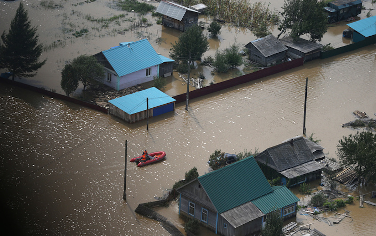 Наводнение в Приморье: срочно нужна помощь