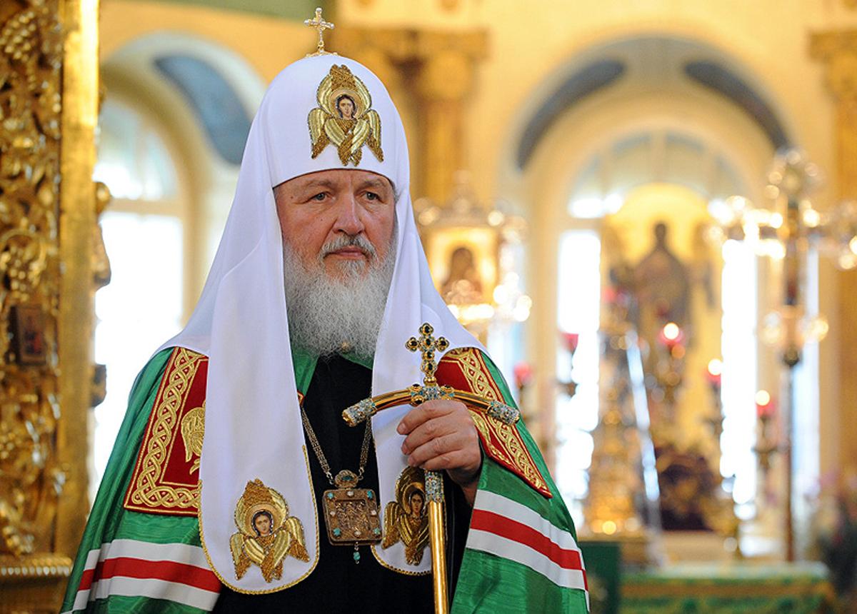 Святейший Патриарх Кирилл: Из года в год совершенствуется церковная система помощи нуждающимся