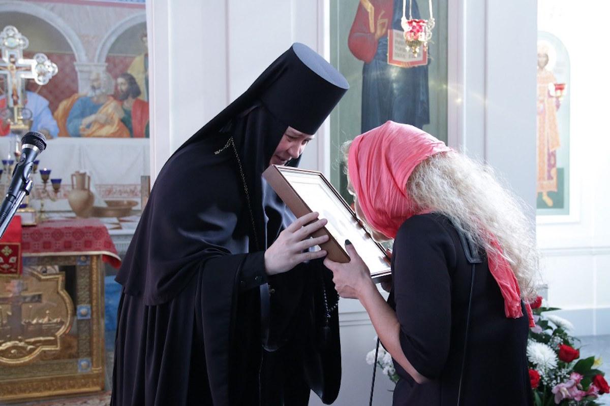 В Новодевичьем монастыре Санкт-Петербурга освятили приют для женщин в кризисной ситуации
