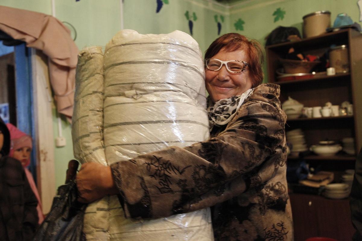 Синодальный отдел собрал для пострадавших от наводнения в Приморье 983 тысячи рублей