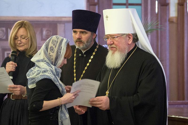 Более 14,5 миллионов рублей для онкобольных детей собрала акция «Белый цветок» в Воронежской митрополии