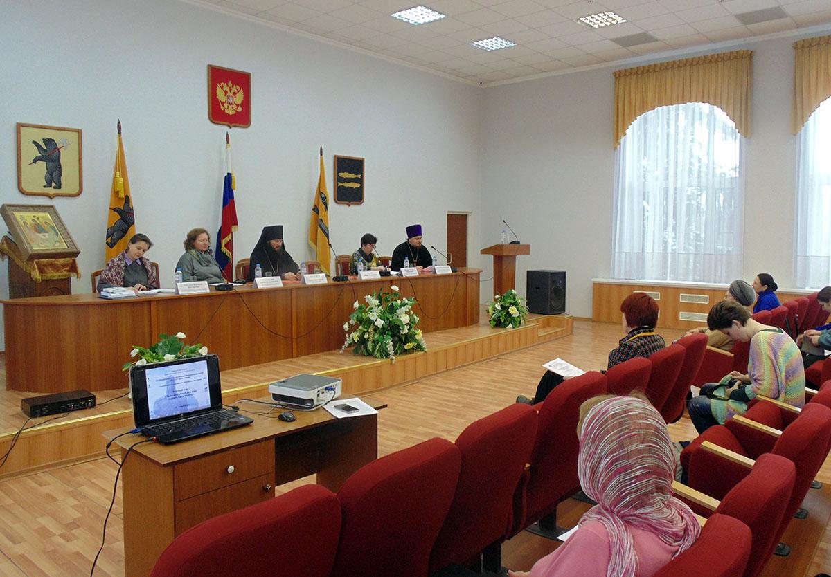 В Переславле-Залесском прошел круглый стол о создании доступной среды в храмах