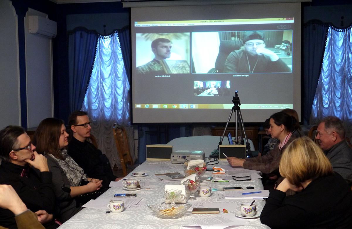 В Москве обсудили проект перевода Библии на жестовый язык