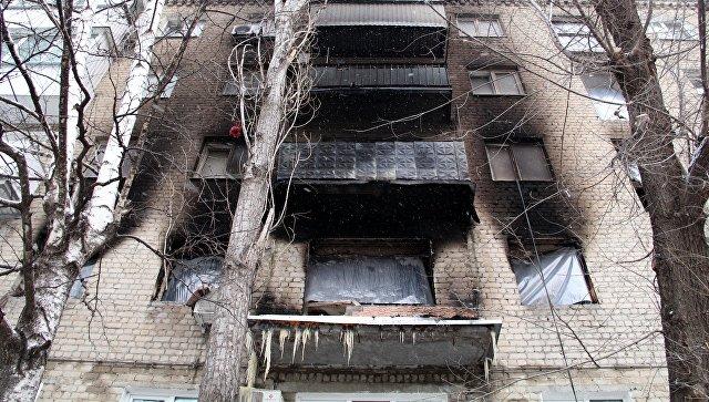 Саратовская епархия оказывает помощь пострадавшим от взрыва в жилом доме