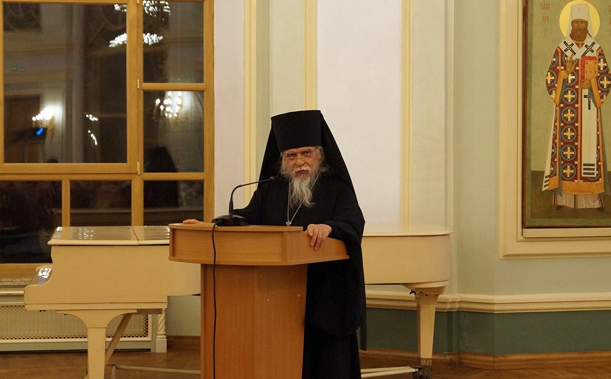 Епископ Пантелеимон: Христианин не должен отгораживаться от боли других людей