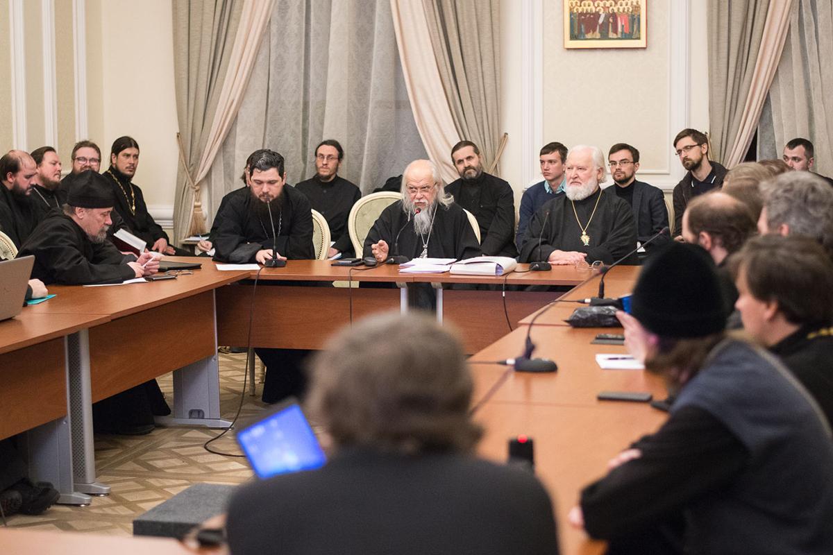 На пастырском семинаре обсудили вопросы совершения Таинства исповеди