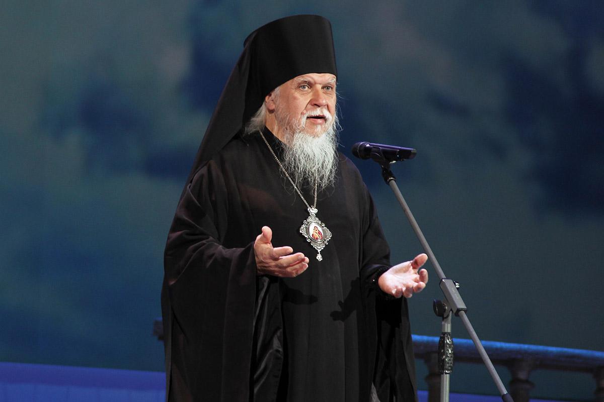 Епископ Пантелеимон примет участие в церемонии награждения победителей второго Всероссийского конкурса «Область добра»