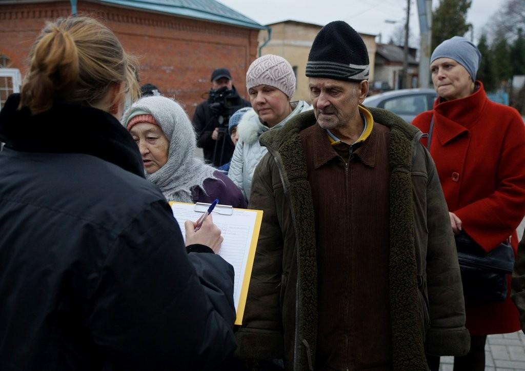 Церковь помогает людям, потерявшим дом, вернуться к нормальной жизни и обрести надежду