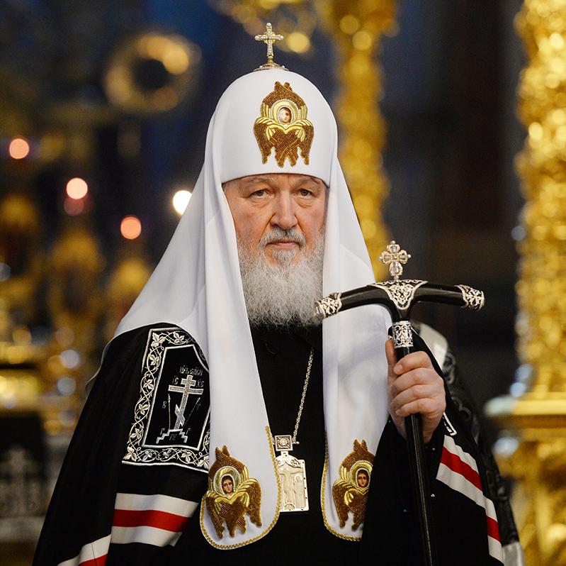 Святейший Патриарх Кирилл: Церковь должна быть школой милосердия