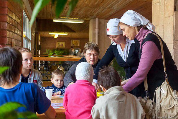 В Великом Новгороде откроется церковный «Дом для мамы»