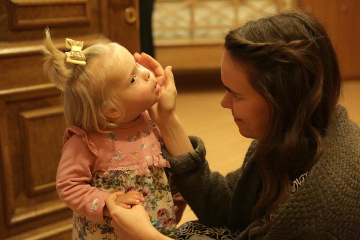 Елизаветинский детский дом приглашает на «День аиста»