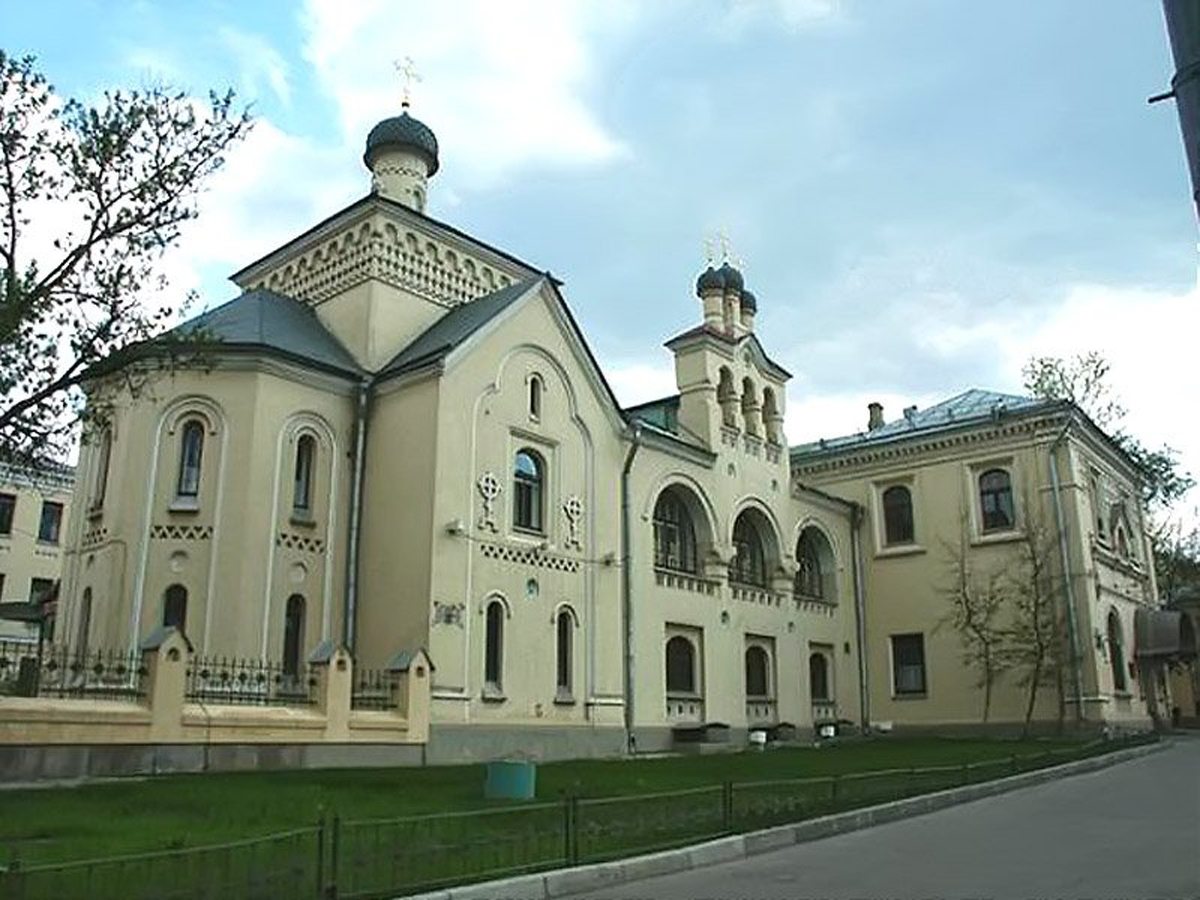 В больнице святителя Алексия отметят 25-летие передачи медклиники Церкви