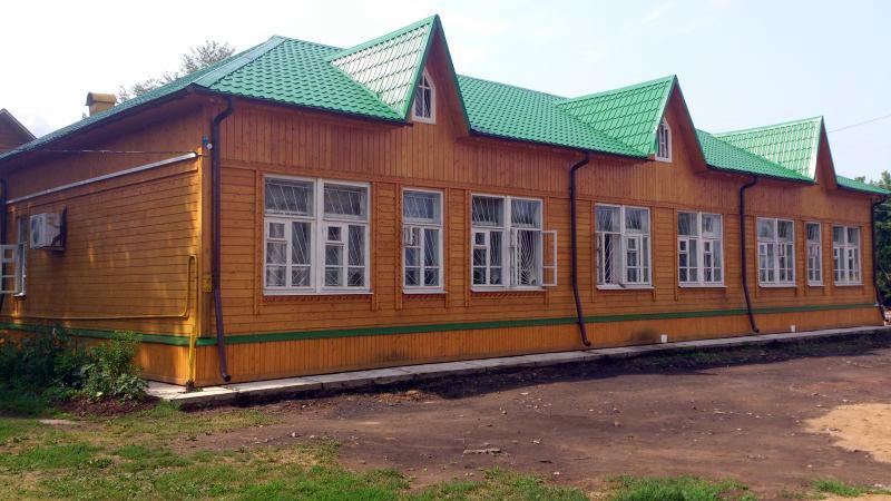 Церковный реабилитационный центр «Радуга» в городе Кимры Тверской области