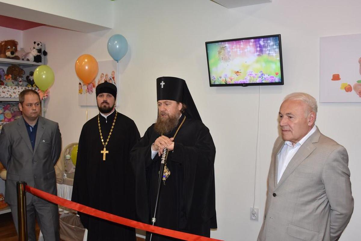 Церковь открыла центр гуманитарной помощи в Магаданской епархии