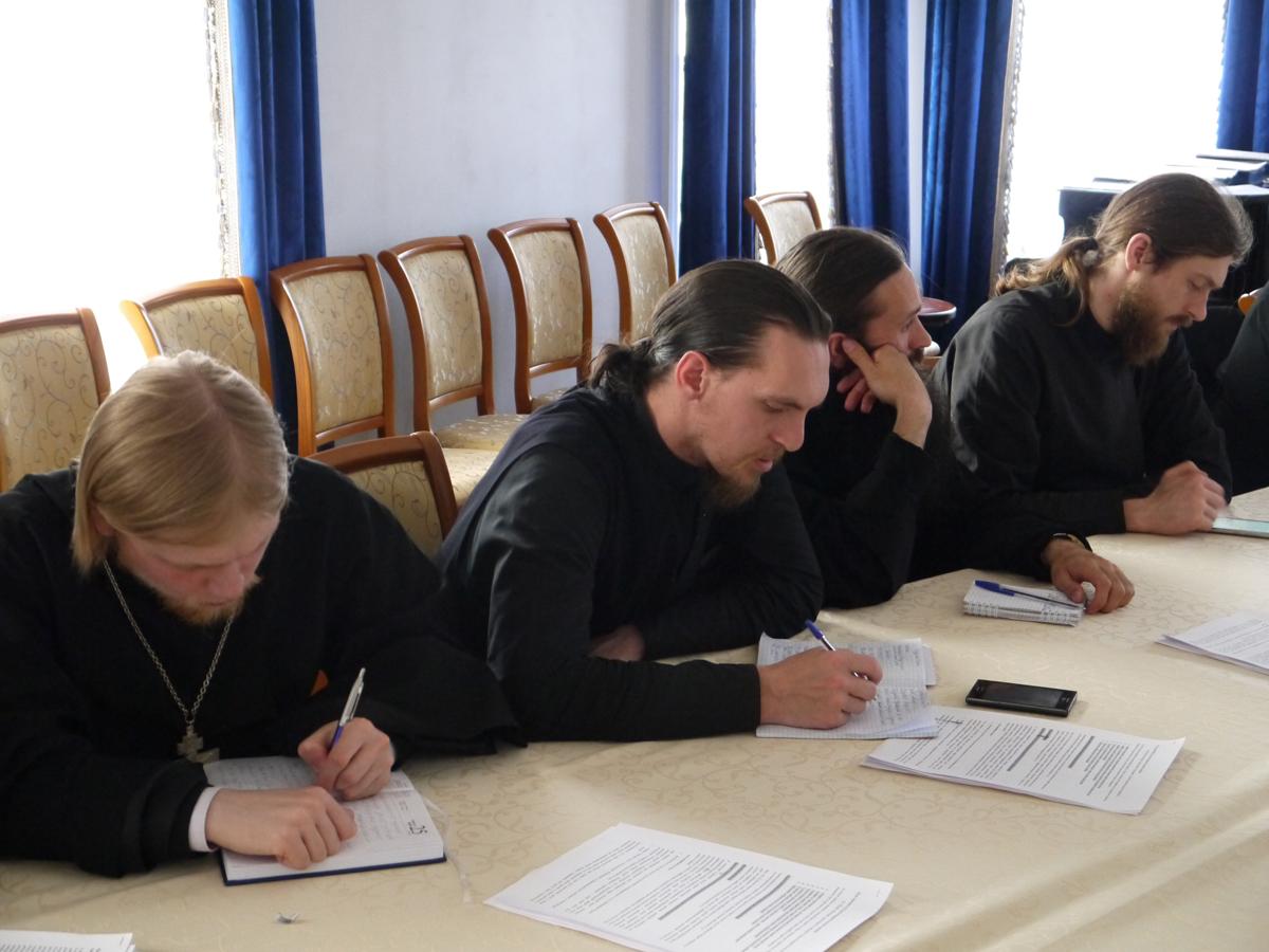 В Москве завершилась восьмая пастырская стажировка по социальному служению