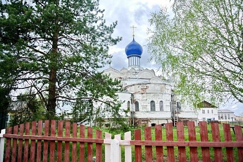 Приют для пожилых священников построят в Архангельской области