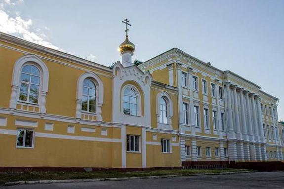 Центр помощи бездомным открыт в Пензенской епархии
