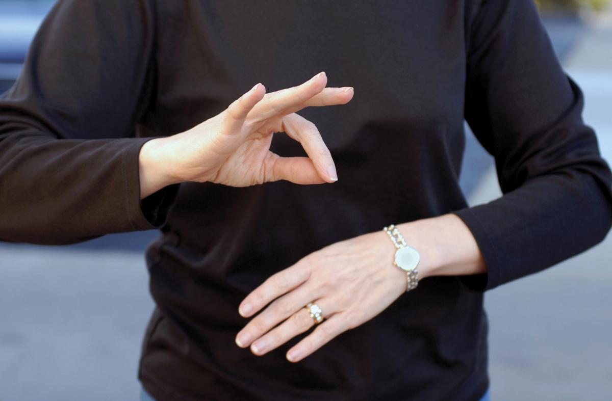 Церковь проведет курсы жестового языка в Ростове-на- Дону