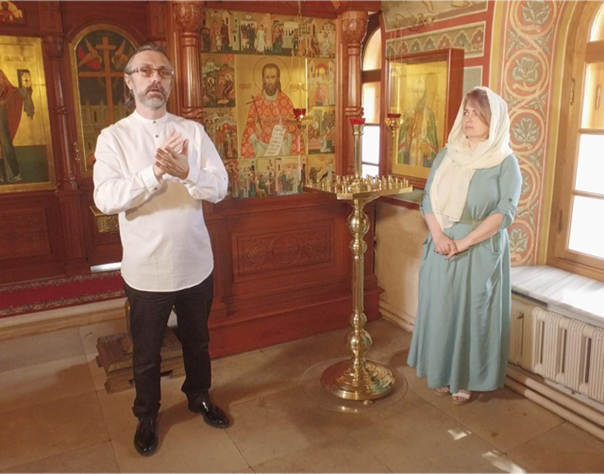 Церковь создаст для глухих людей видеогиды по монастырям Москвы