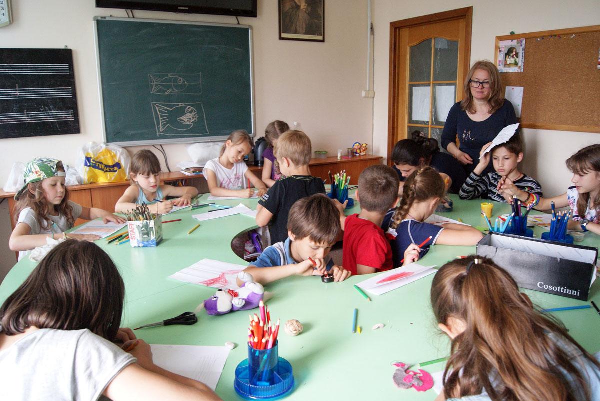 Летний инклюзивный отдых для детей с аутизмом организовали в Новороссийской епархии