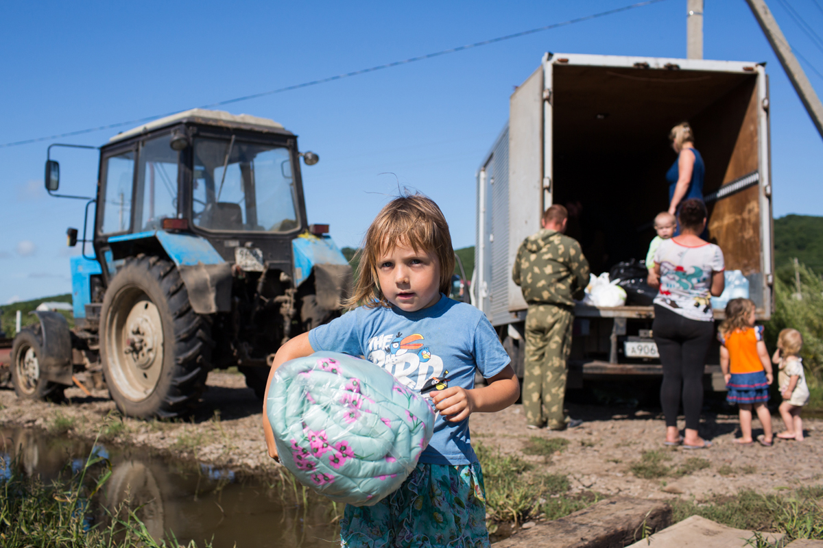Фото: Отдел по благотворительности Владивостокской епархии