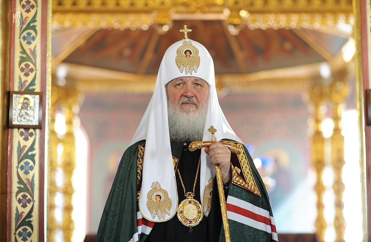 Святейший Патриарх Кирилл обратился к верующим с Посланием по случаю Дня трезвости