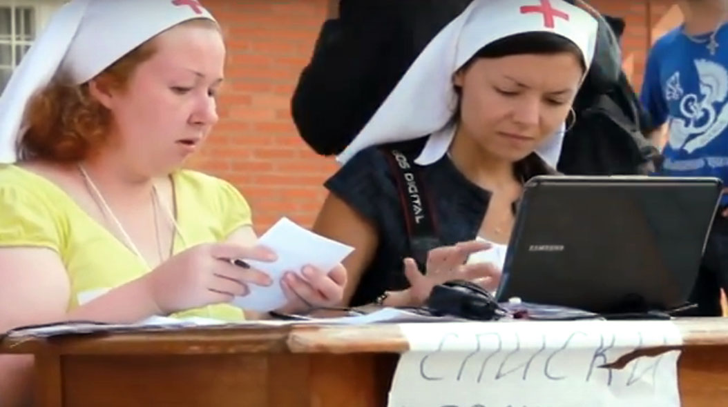 Вышел короткометражный видеоролик о работе Синодального отдела по благотворительности