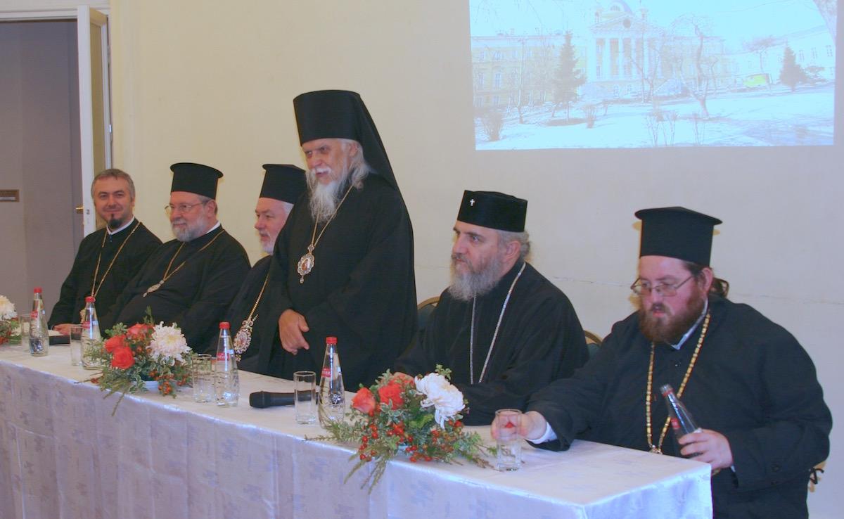 Представители Православных Церквей при Европейском союзе посетили церковные социальные учреждения в Москве