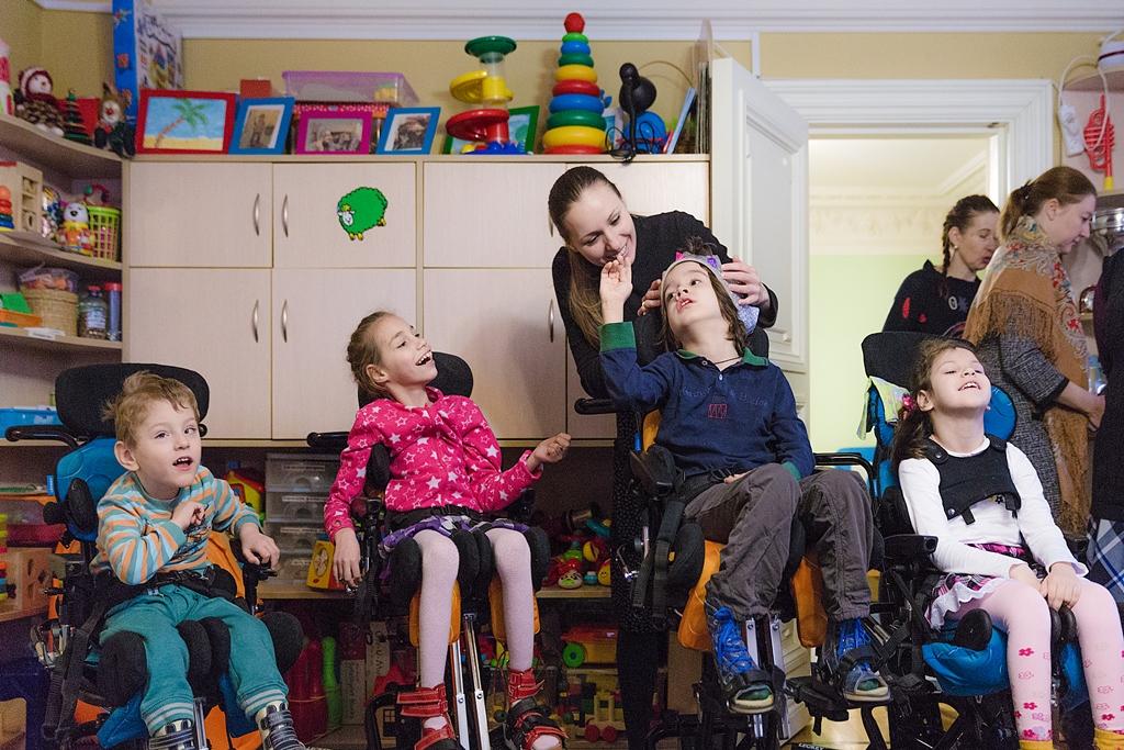 Детский сад для тяжелобольных детей службы «Милосердие» получил премию правительства Москвы