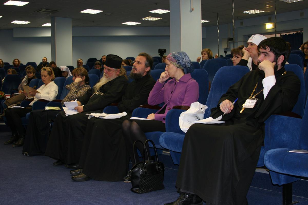 В Москве завершился VII Общецерковный съезд по социальному служению