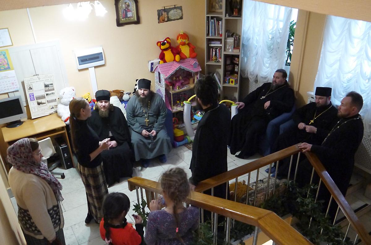 Участники стажировки познакомились с работой московского кризисного центра «Дом для мамы»