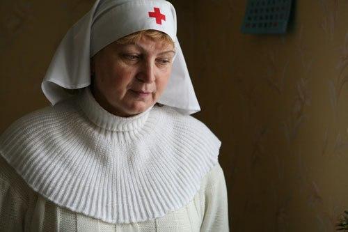 Руководитель службы паллиативной помощи ВИЧ-инфицированным Свято-Димитриевского сестричества Ольга Егорова