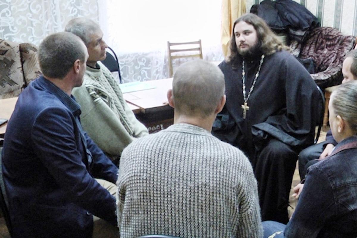 В Клинцовской епархии открыт новый церковный реабилитационный центр для наркозависимых