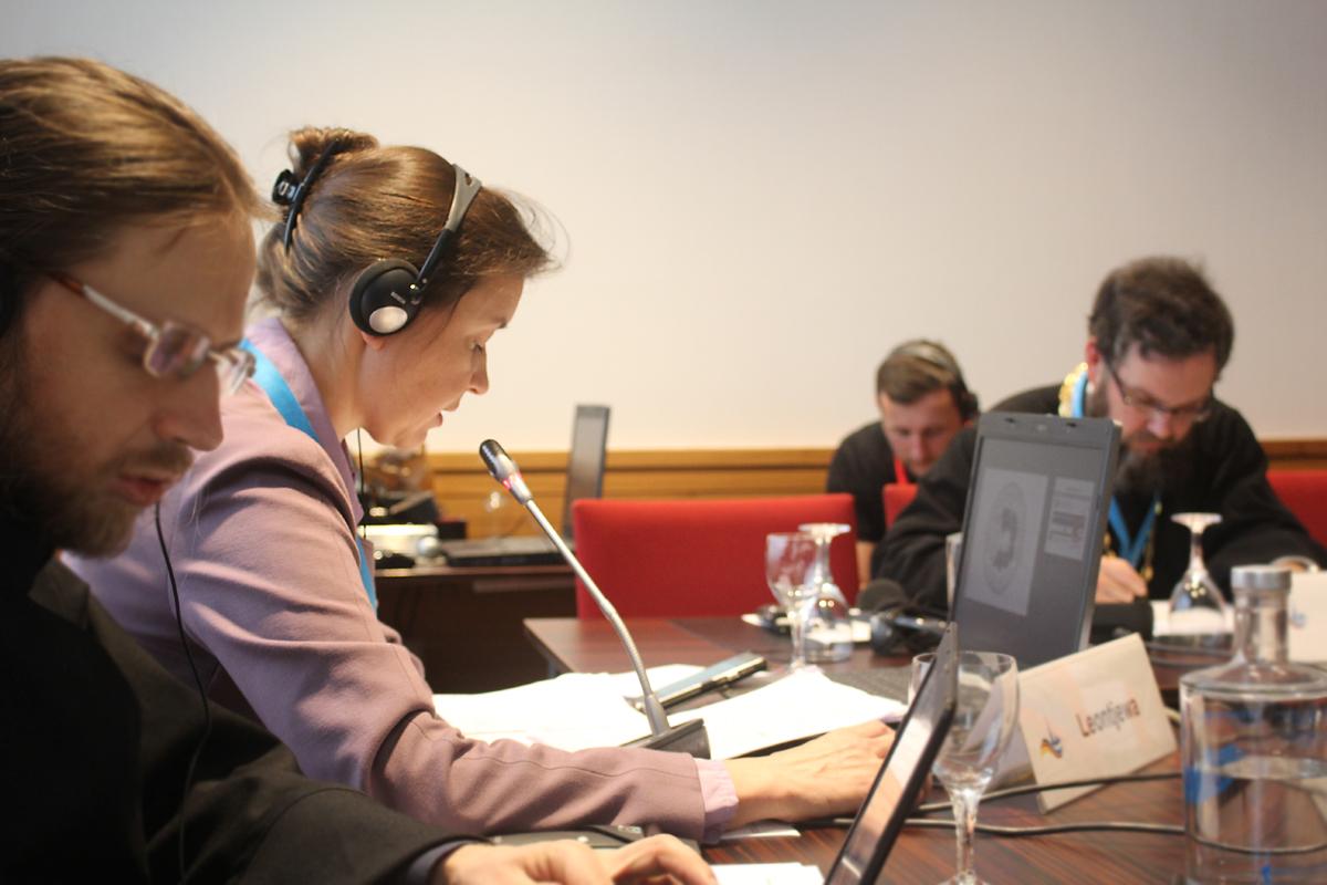 В форуме «Петербургский диалог» в Берлине приняла участие руководитель направления по работе с инвалидами Синодального отдела по благотворительности Вероника Леонтьева