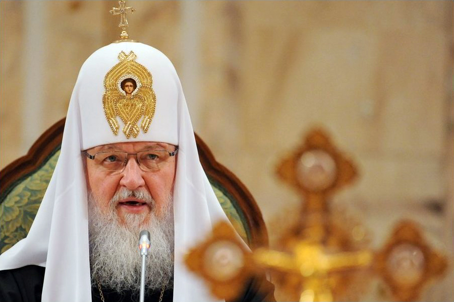 Святейший Патриарх Кирилл: Благотворительная и социальная работа стала общецерковным деланием