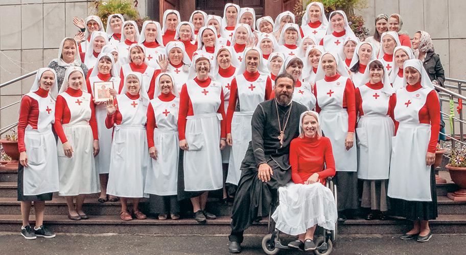 Корми, молись, люби. Как работает православная служба Милосердия Екатеринбургской епархии
