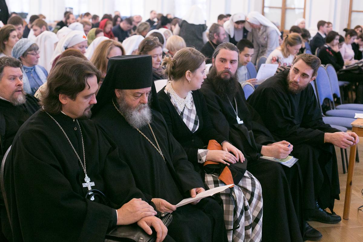 В Санкт-Петербурге прошел IV форум «Милосердие»