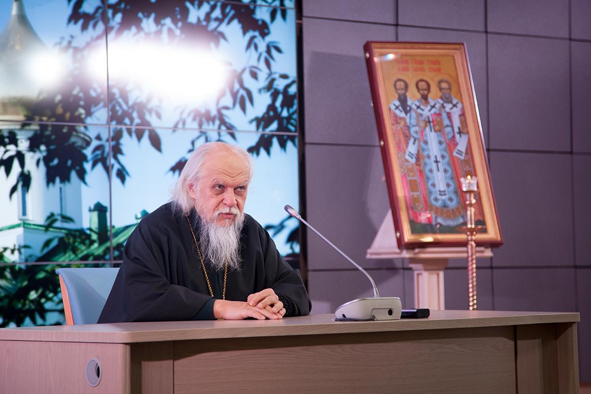 Фото: пресс-служба Коломенской духовной семинарии