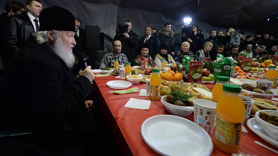 Фото: Олег Варов/Пресс-служба Патриарха Московского и всея Руси