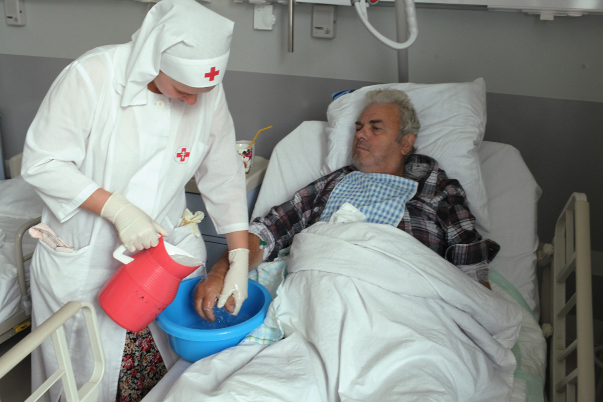Православная служба помощи «Милосердие» объединяет 27 социальных проектов и ежегодно оказывает помощь десяткам тысяч нуждающихся