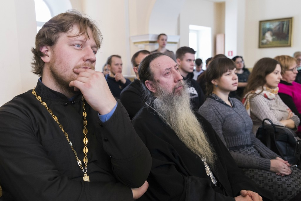 Международная научно-практическая конференция «Добрый самаритянин» прошла в Костромской семинарии