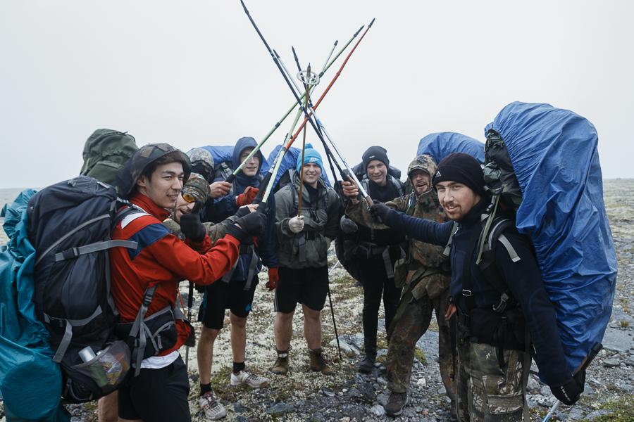 Один из проектов центра – «Школа странствий»: подопечные ходят в пешие и лодочные походы