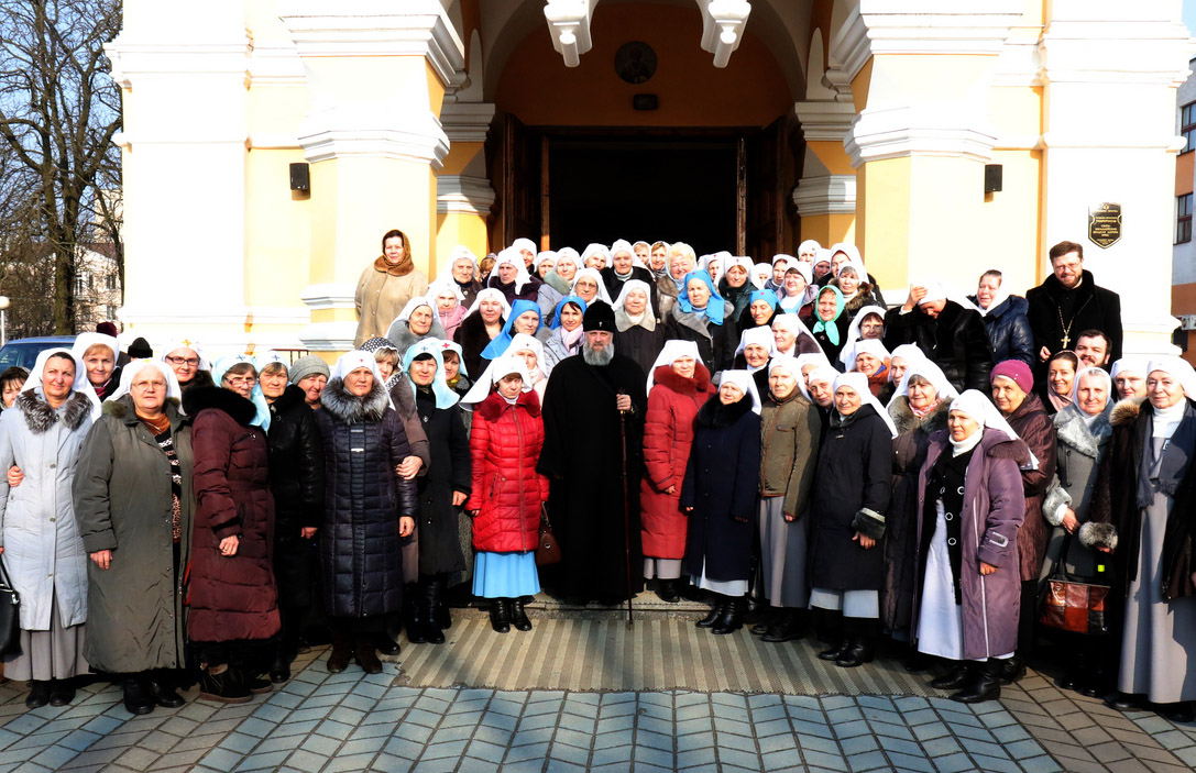Епархиальное собрание сестер милосердия прошло в Бресте