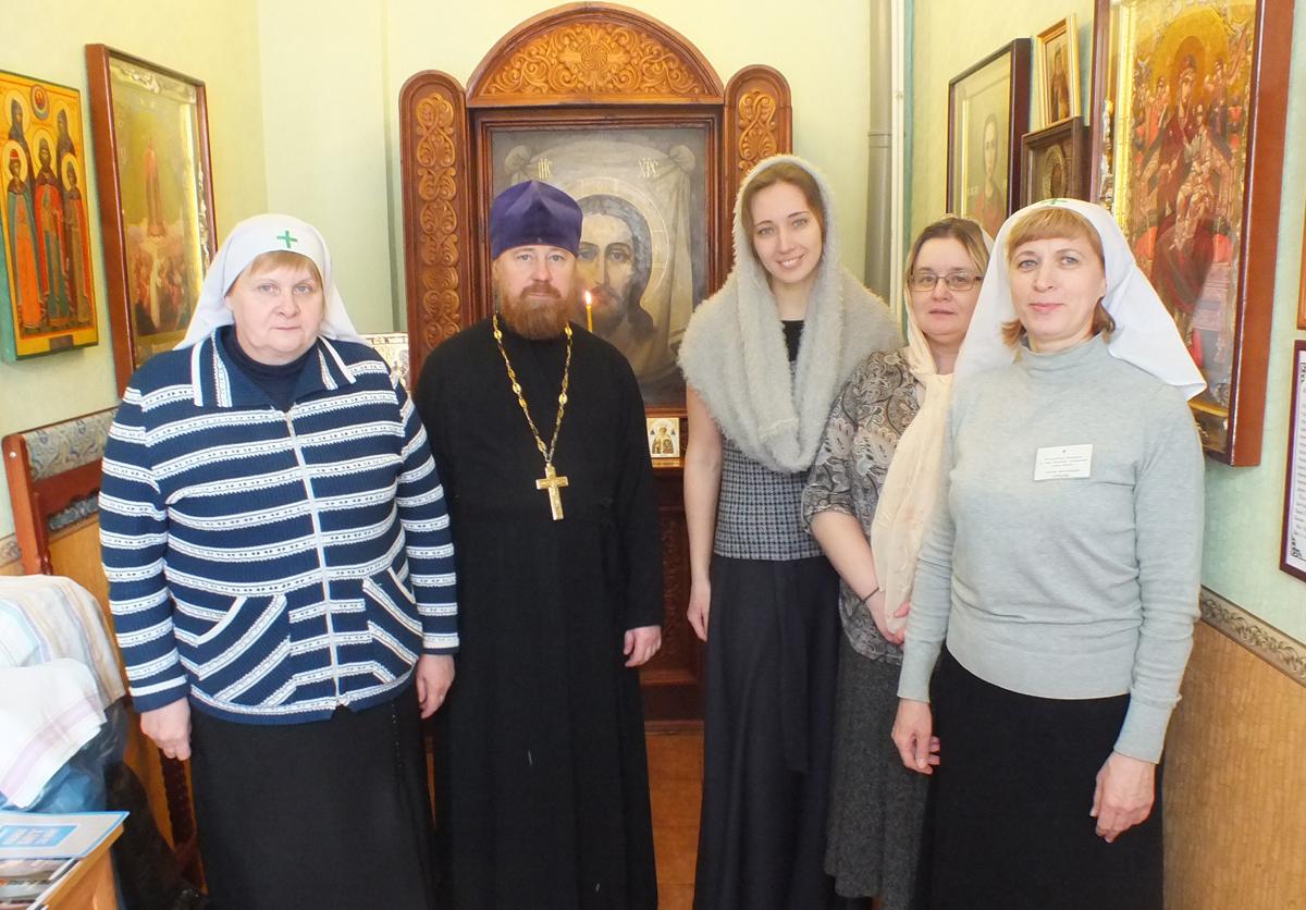 Сотрудники Синодального отдела по благотворительности познакомились с социальными проектами Муромской епархии