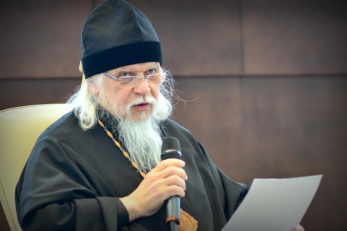 Епископ Пантелеимон принял участие в международной конференции «Ценность каждого»